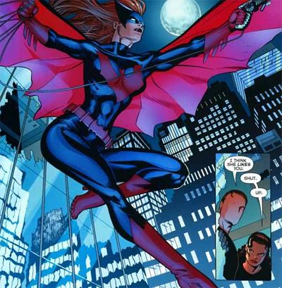 Nananananana! Batwoman!