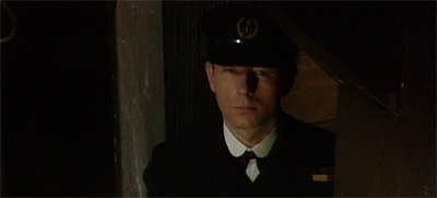 An officer, but not quite a gentleman...