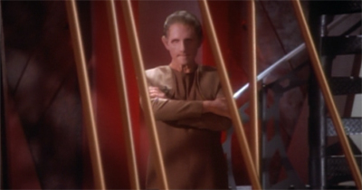Odo is not amused.