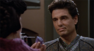 If Chris Sarandon can't be bothered, why should I? (It's also good advice in general practice.)