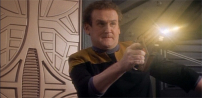 O'Brien: Action hero!