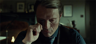 Hannibal does not like plagiarists...