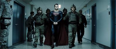 Superman unbound...