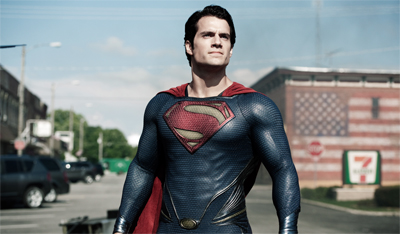 All-American hero...