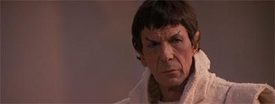 I am Spock...
