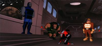 Kneel before Darkseid...