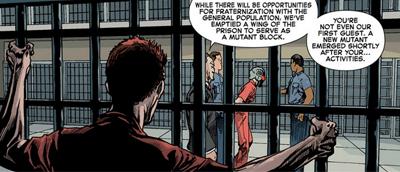 Jailhouse mutant...