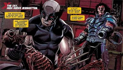 Dark Wolverine...