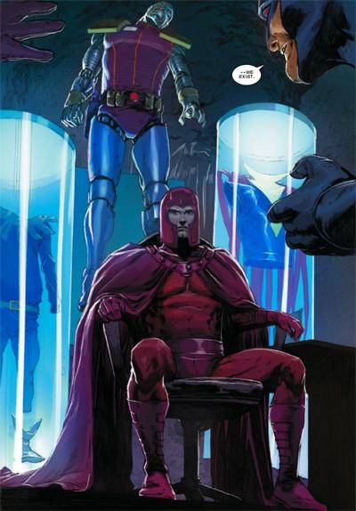 Enter Magneto!