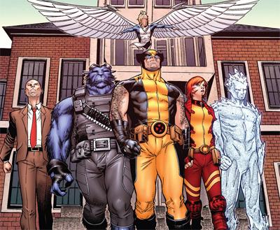 X-Men Assemble!