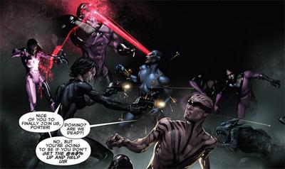 ex-X-Men!
