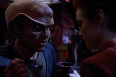Quark is hardly everybody's cup of tea...