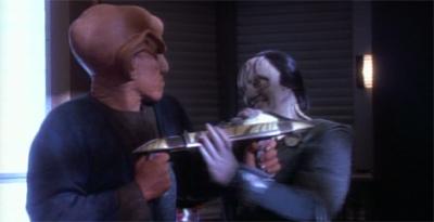 Quark really disrupts station operations...