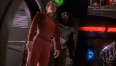 We're not in the Bajoran Secotr any more...