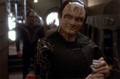 Garak might be coming back into fashion...