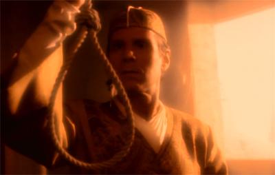 Enough rope to hang himself...