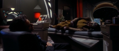 Bashir's bedside manner...