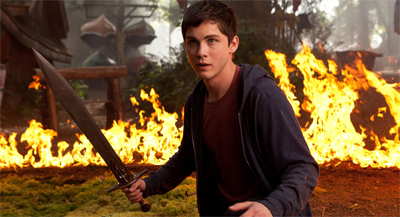 Another stab at a Percy Jackson film...