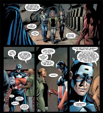 The not-so-secret Avengers...