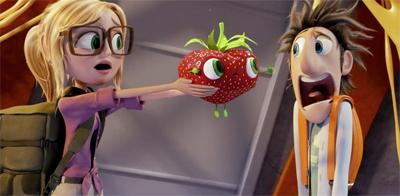 A berry good idea...