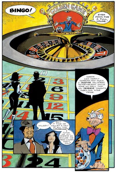 Wheel of misfortune...