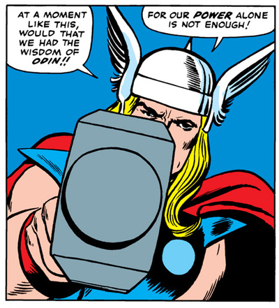 Thor wants YOU!