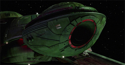The great Bird of Prey of the Galaxy...