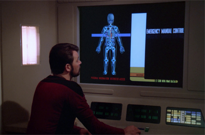 Riker's argument falls to pieces...