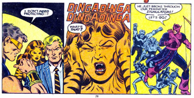 Yep, Tigra, I don't like it any more than you do...