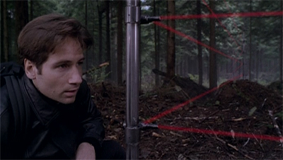 Mulder can't sit on the fence any longer...