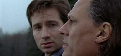 Mulder goes Native (American)...