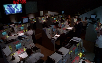 Everything is under (mission) control...