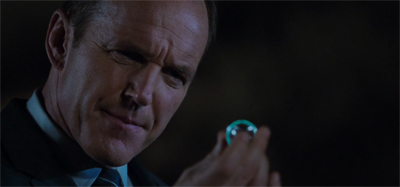 Coulson appreciates the gravity of the situation...