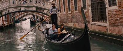 Going, going, gondola...