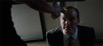 When it comes to ranking the cast, Coulson is number one with a bullet...