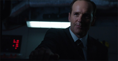 Coulson's pretty cool...