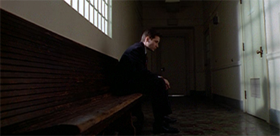 Mulder is benched...