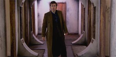 Not running through corridors...