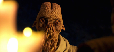 An old Ood...