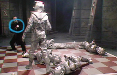 Even the Master gets to defeat the Cybermen...