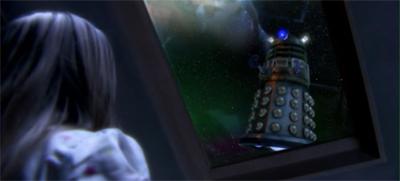 Obligatory Dalek cameo!
