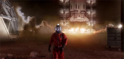 Doctor Who: The Waters of Mars (Review)   the m0vie blog
