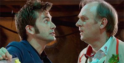 Doctors in the TARDIS...