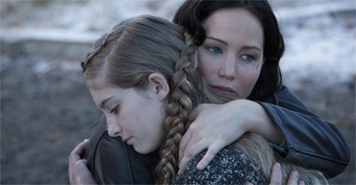 Her sister's keeper...