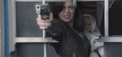 Gun baby gun...