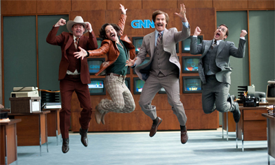 Jumping for joy?