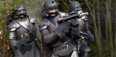 Sci-fi knights!
