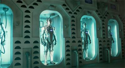 Tomb of the Cybermen...
