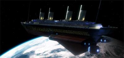 Starship Titanic...