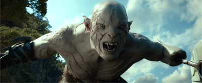 A character orc...